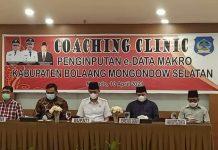 Tutup Coaching Clinic RPJMD, Iskandar Berharap Peserta Terus Tingkatkan Kualitas Data dan Informasi Daerah