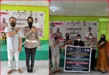 Gandeng DPC Sahabat Polisi, Satlantas Gelar Sosialisasi ETLE di Kampus IAIM Kotamobagu