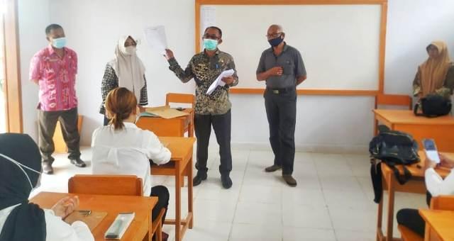 14 Satuan Pendidik di Bolmong Gelar Ujian Paket C