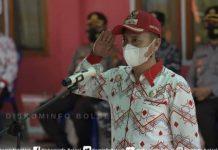 Iskandar Kamaru Pimpin Apel Kesiapsiagaan Pengawasan Perlintasan Antar Provinsi