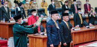 DPRD Bolmong Gelar Rapat Paripurna PAW Dua Aaleg