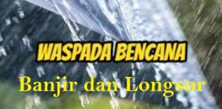 BPBD Diminta Terus Lakukan Pemantauan Wilayah Rawan Bencana
