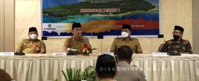 Iskandar-Deddy Buka Kegiatan Konsultasi Publik 1 Penyusunan Revisi RTRW