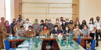 Pemkab Bolmong Terima Kunjungan Kerja Pansus DPRD Sulut