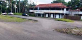 Dinas PUPR Pastikan Pekerjaan Pelataran Eks Kantor Bupati Bolmong Rampung