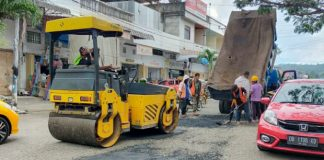 Dinas PUPR Kota Kotamobagu Terus Memperhatikan Pembangunan dan Perbaikan Infarstruktur