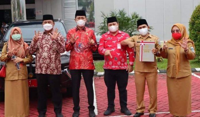 Kabupaten Bolsel Raih WTP Ketujuh Kali Berturut-turut