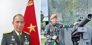 Brigjen TNI-AD Julius Jolly Suawa, Jenderal Asal Sulut yang Kini Jabat Dirsen Pussenarmed