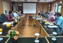 DPRD Bolmong Sambangi Kemendes-PDTT