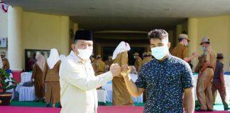 Bupati Depri: Masyarakat Bolmut Bangga Atas Prestasi yang Diraih Windri Patilima