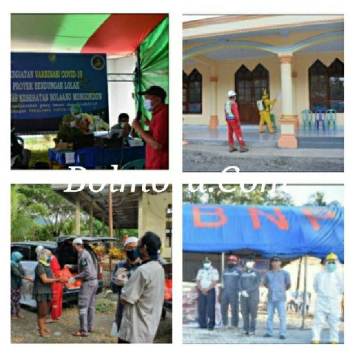 Peran PT. PP (Persero) dalam Penanganan Pandemi Covid-19 di Kabupaten Bolmong