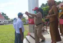 Dua Perwakilan Kabupaten Bolsel Lolos Seleksi Paskibraka Provinsi