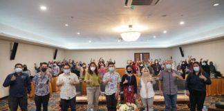 Asisten II Setda Kota Kotamobagu Buka Pelatihan DEA Bagi Pelaku UMKM