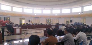 Akhir Juni Agenda DPRD Buol Dominasi Bahas LPJ APBD 2020