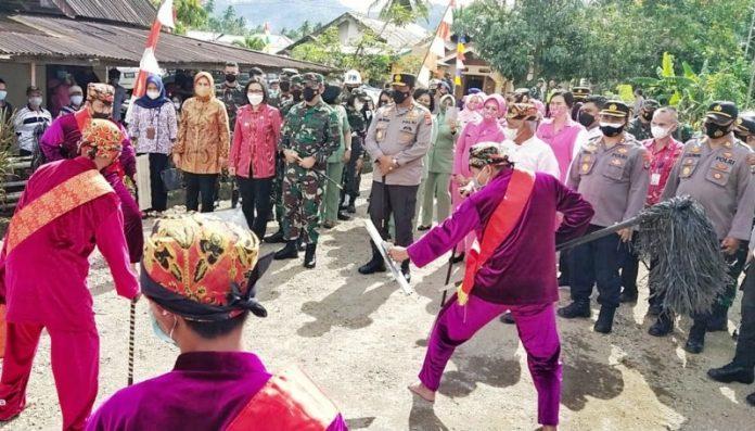 Bupati Bolmong Sambut Kunjungan Kapolda Sulut dan Pangdam XIII/Merdeka