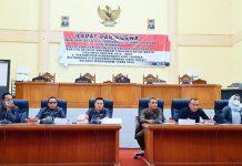 DPRD Bolmong Gelar RDP dengan Dinas Pertanian dan Dinsos