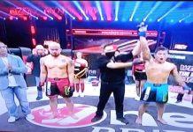 Windri Patilima Kalahkan Sang Juara Theodorus Ginting dengan Kemenangan Submission
