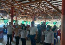 BPOM Sulut Berikan Pembekalan Bimtek Pengelola Pasar di Bolmong