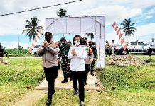 Bupati Yasti Soepredjo Mokoagow Terima Kunjungan Kapolda Sulut Irjen Pol Drs Nana Sudjana