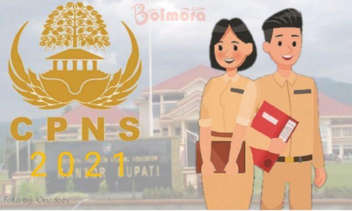 Ini Jumlah Total Pelamar CPNS di Kabupaten Bolmong