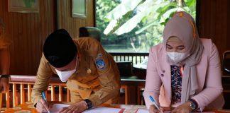Pemkab Bolsel Teken Kerjasama Universitas Dumoga Kotamobagu