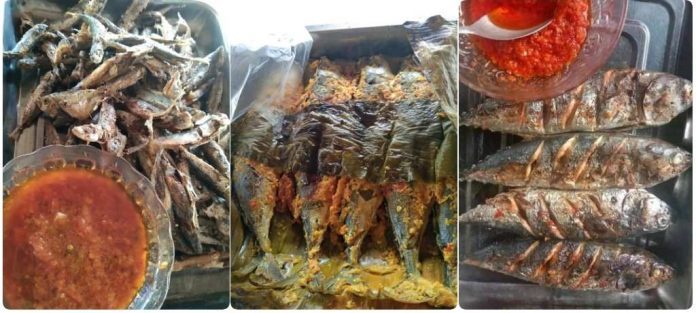 17 Tahun Berjualan Ikan dan Sayur Masak, Suharti Mampu Sekolahkan Anak Sampai ke Perguruan Tinggi