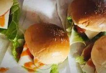 Melihat Potensi Yang Menjanjikan, Gita Buka Usaha Burger Cheese