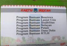 Program Kartu Berkah Menjamin Kesejahteraan Masyarakat Bolsel