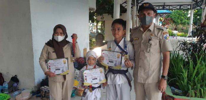 3 Atlet Kota Kotamobagu Raih Medali Emas di Ajang Open Karate Internasional