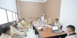 Rapat Kerja dengan Dinsos, Wali Kota Minta Penyaluran Bantuan Tepat Sasaran