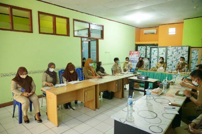 Wali Kota Sampaikan Banyak Hal Penting pada Kunker di Dinkes Kota Kotamobagu