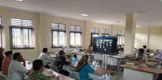 Kemenag Bolmong Buka Kompetisi Sains Madrasah