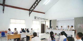 Wali Kota Bersama TAPD Lakukan Kunjungan Kerja di Dinas PUPR Kota Kotamobagu