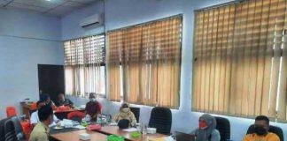Bapemperda DPRD Kota Kotamobagu Bersama Diskominfo Bahas Ranperda Pendirian Menara Telekomunikasi