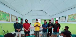 Penyaluran Upah Tukang Bangunan BSPS Sudah 50 Persen