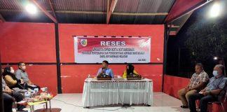 Ketua DPRD Kota Kotamobagu Gelar Reses di Dapilnya