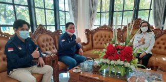 Bupati Bolmong dan UPT BP2MI Manado Bahas Peluang Kerja ke Luar Negeri