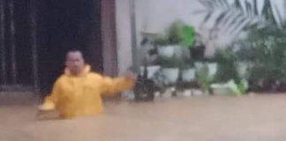 Banjir Setinggi Pinggang Orang Dewasa Terjang Dua Desa di Kecamatan Pinolosian Tengah
