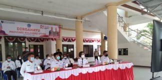 Pemkab Bolmong Ikut Rapat Entri Meeting Bersama BPK