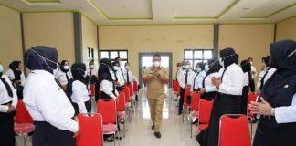 Bupati Buka Pelatihan Calon Kepala Sekolah se-Bolmut