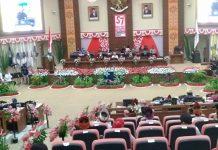 Sarat Prokes, DPRD Sulut Sukses Gelar Rapat Paripurna Istimewa HUT ke-57 Provinsi