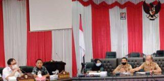 Kadispora Kota Kotamobagu Penuhi Panggilan Hering Komisi III DPRD Terkait Dugaan Pungli