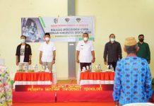 """Bertema """"Bolmut Kabupaten Digital"""" Bupati Buka Seminar Informasi Teknologi"""