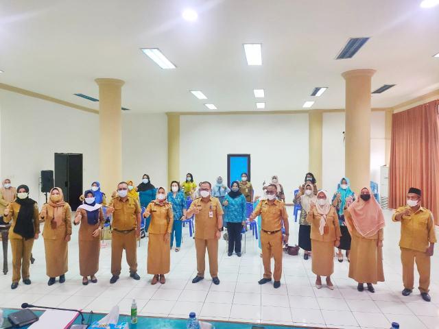 Disdik Bolmong Gelar Koordinasi dan Sosialisasi Peran Bunda PAUD