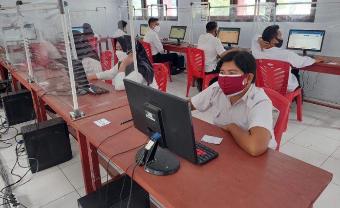 Peserta P3K di Bolmong yang Positif Covid-19 Bisa Ikut Ujian Susulan