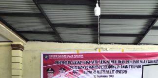 DPPPA Bolmong Gelar Pelatihan PATBM