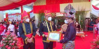 Gubernur Sulut Olly Dondokambey Berikan Kado Spesial Untuk Kabupaten Bolmong