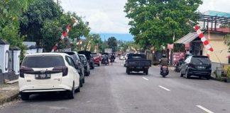 Pemeliharaan Berkala Jalan Datoe Binangkang Masuk Tahap Finishing