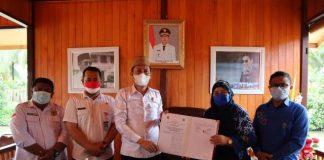 Pemkab Bolsel Jalin Kerja Sama dengan Stikes Gorontalo