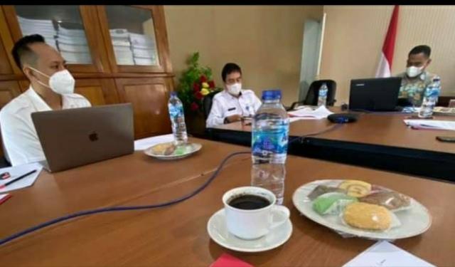 Tim Penilai Seleksi JPT Pratama Pemkot Kotamobagu Rampungkan Perangkingan Tiga Besar Calon Pejabat